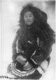 MP-0000.1538.20 | Young Inuit woman, starred as Nanook's wife in the movie, Hudson Strait vicinity, about 1915 | Photograph | Anonyme - Anonymous |  |