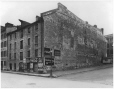 MP-0000.1777.3 | James McGill's warehouse, north west corner St. Lawrence & Commissioners Streets, Montreal, QC, 1934 | Photograph | Edgar Gariépy |  |