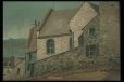 M664 | The Seminary, Quebec.  The Chapel from Ste-Famille St. | Painting | Henry Richard S. Bunnett |  |