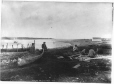 MP-0000.1828.5 | Mingan harbour, west, QC, about 1870 | Photograph | Alexander Henderson |  |
