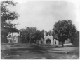 MP-0000.1828.8 | Entrance to Mount Royal Cemetery, Montreal, QC, about 1870 | Photograph | Alexander Henderson |  |