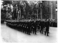 MP-0000.1914 | Royal Military College Cadets, Sherbrooke Street, QC, 1925-30 | Photograph | Anonyme - Anonymous |  |