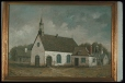 M726 | The Old Church at St-Anne du Bout de L'Isle, Quebec | Painting | Henry Richard S. Bunnett |  |