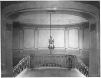 MP-0000.2080.6 | Top of grand staircase, Chateau Frontenac, Quebec City, QC, 1925 | Photograph | Sydney Jack Hayward |  |