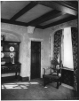 MP-0000.2080.26 | Corner of private dining room #6, Chateau Frontenac, Quebec City, QC, 1925 | Photograph | Sydney Jack Hayward |  |