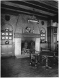 MP-0000.2080.33 | Jacques Cartier Room, Chateau Frontenac, Quebec City, QC, 1925 | Photograph | Sydney Jack Hayward |  |