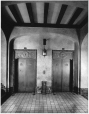 MP-0000.2080.44 | Elevator Hall near office, Chateau Frontenac, Quebec City, QC, 1925 | Photograph | Sydney Jack Hayward |  |
