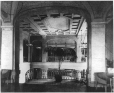 MP-0000.2080.52 | Mezzanine, Chateau Frontenac, Quebec City, QC, 1925(?) | Print | Sydney Jack Hayward |  | 