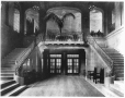 MP-0000.2080.53 | Both sides of Grand Staircase, Chateau Frontenac, Quebec City, QC, 1925(?) | Print | Sydney Jack Hayward |  |