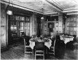 MP-0000.2080.63 | Dining Room, Chateau Frontenac, Quebec City, QC, 1925(?) | Print | Sydney Jack Hayward |  | 