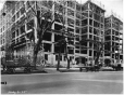 MP-0000.2081.69 | Construction of the Chateau Apartments, Sherbrooke St., Montreal, 1925 | Photograph | Anonyme - Anonymous |  |