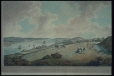 M815 | View from Fort Needham near Halifax | Print | G. I. Parkyns |  |