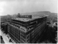 MP-0000.2092.7   Addition to the top of Eaton's store, St. Catherine Street, Montreal, QC, 1930   Photograph   E. W. Bennett     