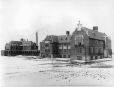 MP-0000.2104.1 | Bâtiments du Loyola College, Montréal, QC, vers 1925 | Photographie | Associated Screen News Ltd. |  |