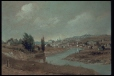 M843 | The Little River Lairet, Quebec | Painting | Henry Richard S. Bunnett |  |