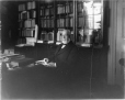 "MP-0000.2135.1N | Mr. David Ross McCord in his library, ""Temple Grove"", Montreal, QC, about 1916 