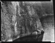 MP-0000.2141.16 | Rock paintings at The Kettle, Little Missinabie Lake, ON, 1930 | Photograph | Edwin Tappan Adney |  |