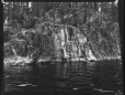 MP-0000.2141.17 | Rock paintings at the Kettle, Little Missinabie Lake, ON, 1930 | Photograph | Edwin Tappan Adney |  |