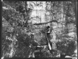 MP-0000.2141.20 | Rock paintings, second location, far end of Little Missinabie Lake, ON, 1930 | Photograph | Edwin Tappan Adney |  |