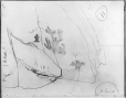 MP-0000.2141.35 | Rock paintings, The Kettle, Little Missinabie Lake, ON, 1930 | Drawing | Edwin Tappan Adney |  |
