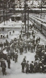 MP-0000.2328.13 | Immigrants arriving at Winnipeg station, MB, about 1909 | Print | Canadian Pacific Railway Company |  |