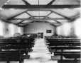 MP-0000.2360.89 | Presbyterian Church interior, Dawson, YT, about 1900 | Photograph | Goetzman |  |