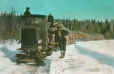 MP-0000.25.1093 | Hauling logs in winter, QC, about 1930 | Photograph | Anonyme - Anonymous |  |