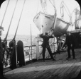 MP-0000.25.12 | Shuffleboard players on deck of the Argonaut, about 1900 | Photograph | Anonyme - Anonymous |  |