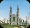 MP-0000.25.165 | Cathedral of Notre Dame, Ottawa, ON, about 1900 | Photograph | James Ricalton |  |