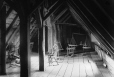 MP-0000.25.207 | Attic, St. Gabriel farm house, Montreal, QC, about 1910 | Photograph | Anonyme - Anonymous |  |