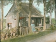 MP-0000.25.319 | House, between Montreal and Quebec City, QC, about 1930 | Photograph | Anonyme - Anonymous |  |