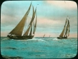 MP-0000.25.47 | Fishing schooner race, about 1920 | Photograph | Anonyme - Anonymous |  |