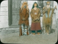 MP-0000.25.533 | Trio wearing Plains costumes, SK, about 1930 | Photograph | Anonyme - Anonymous |  |