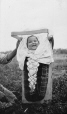 MP-0000.25.543 | Baby in mossbag, English River, ON, about 1925 | Photograph | Anonyme - Anonymous |  |