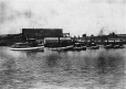 MP-0000.25.59 | Tugboats in harbour, Montreal, QC, about 1930 | Photograph | Anonyme - Anonymous |  |