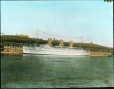 MP-0000.25.61 | Empress of Britain at wharf, about 1935 | Photograph | Anonyme - Anonymous |  |