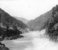 MP-0000.25.626 | Hell's Gate, canyon du fleuve Fraser, C.-B., vers 1907 | Photographie | Anonyme - Anonymous |  |
