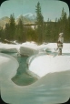MP-0000.25.689 | Skiing up the Pipestone River, Banff National Park, AB, about 1930 | Photograph | Anonyme - Anonymous |  |
