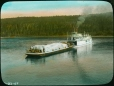 MP-0000.25.84 | Northern river steamer and barge, about 1936 | Photograph | Anonyme - Anonymous |  |