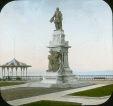 MP-0000.25.919 | Statue of Champlain, Dufferin Terrace, Quebec City, QC, about 1900 | Photograph | James Ricalton |  |