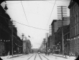 MP-0000.25.92   Hastings Street, Vancouver, BC, about 1910   Photograph   Anonyme - Anonymous     
