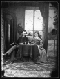 I-0.279 | Unidentified couple, Montreal, QC, 1861 | Photograph | William Notman (1826-1891) |  |