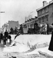MP-0000.2871 | Snow banks on Craig Street, Montreal, QC, 1869 | Photograph | James Inglis |  |