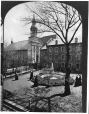 MP-0000.2925 | Side view of the Church of Our Lady of Pity, Congregation de Notre Dame, Montreal, QC, about 1885 | Photograph | Oliver B. Buell |  |