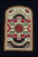 M1820 |  | Chair back panel | Anonyme - Anonymous | Aboriginal: Mi'kmaq | Eastern Woodlands