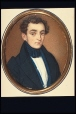 M22346 | Portrait of Louis Flavian Berthelot, ca. 1834 | Painting | Guiseppe Fassio |  |