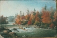 M967.100.25 | Shooting the Rapids | Drawing | Alfred Holdstock |  |