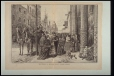 M975.62.521A | Montréal - Esquisse de la rue Saint-Jacques | Estampe | Anonyme - Anonymous |  |