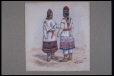 M984.213.3 | Two Montagnais | Painting | Henry Richard S. Bunnett |  |