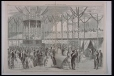 M985.230.5031 | The Prince's visit to North America. Grand ball tendered to the Prince of Wales by the citizens of Montreal on the evening of Monday, Aug. 27, 1860, in the ballroom expressely built for the occassion | Print | Anonyme - Anonymous |  |